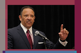 Marc Morial Addresses Access to Capital Luncheon