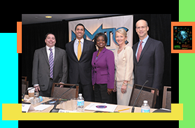FCC Commissioners Breakfast Roundtable