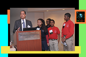 No Broadband Left Behind-Empowering Communities of Color to Excel through Digital Education and STEM