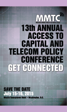 2015 Access to Capital & Telecom Policy Conference